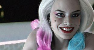 Harley Quinn – Margot Robbie 3D Art by Dan Roarty