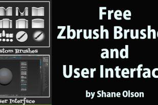 free-zbrush-brushes-and-ui-by-shane-olson