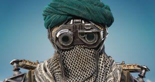 Desert-Mech 3D Art by Mahmoud Salah