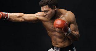 Muhammad Ali 3D Art by Mahmoud Salah