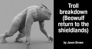 Troll breakdown – Beowulf return to the shieldlands by Jason Brown