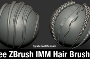 free-zbrush-imm-hair-brushes-by-michael-dunnam
