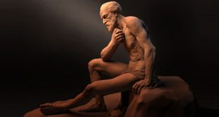 Old man Anatomy study St. Jerome. 3D Sculpt by Santhosh kumar Racha