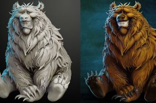 bear-speed-sculpt-by-olya-anufrieva