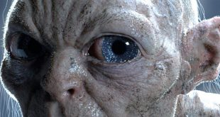 Gollum / Smeagol 3D Art by Eduardo Ruiz Urrejola