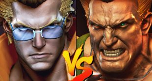 "War Heroes – ""Guile Vs Nash"" by Vimal Kerketta"