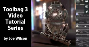 Toolbag 3 Video Tutorial Series by Joe Wilson