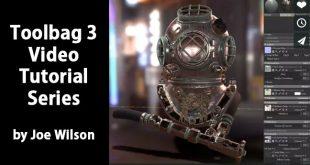 Toolbag 3 Video Tutorial Series by Joe Wilson