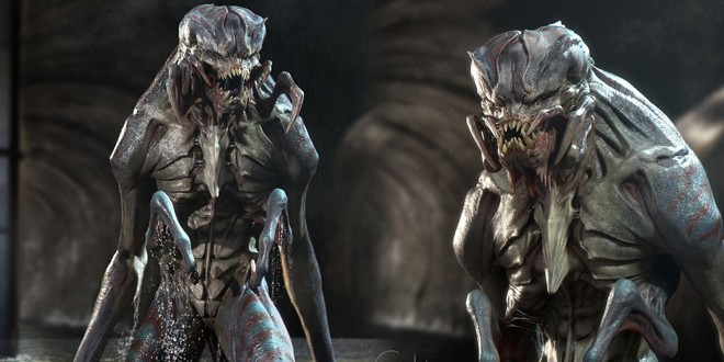 Top 10 Creature 3D Concept and...