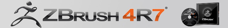 Pixologic ZBrush 4R7 for Mac OS X Single-user Commercial License